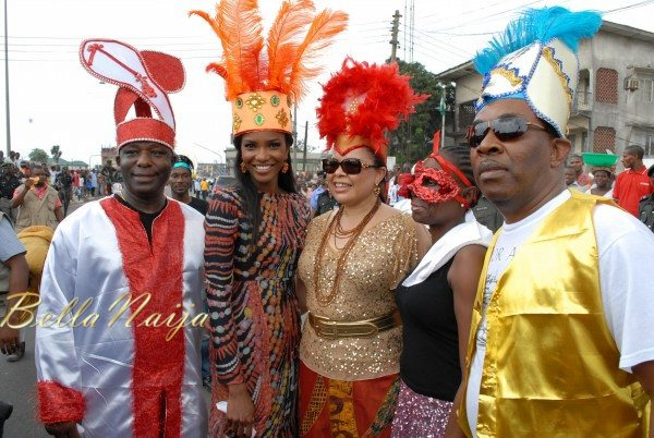 Agbani Darego – Face of CARNIRIV 2012 - BellaNaija16