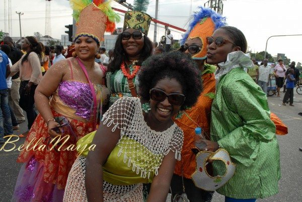 Agbani Darego – Face of CARNIRIV 2012 - BellaNaija21