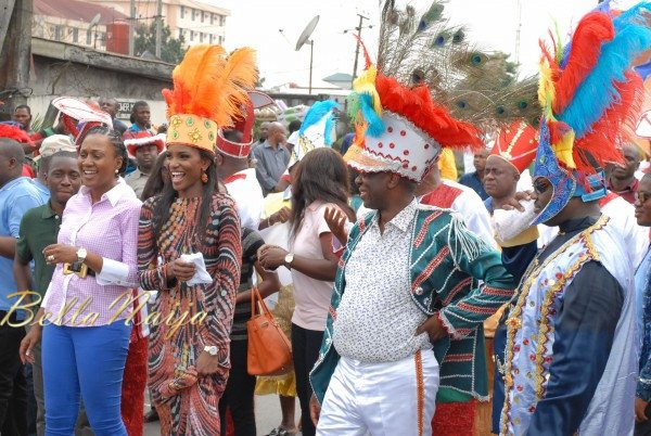 Agbani Darego – Face of CARNIRIV 2012 - BellaNaija24
