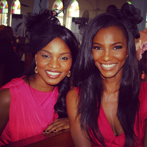Agbani Darego Birthday Party 30th