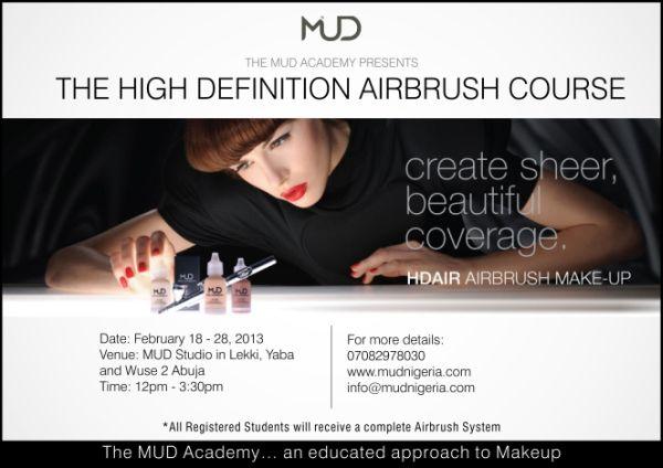 Airbrush-Class-Flyer-Design