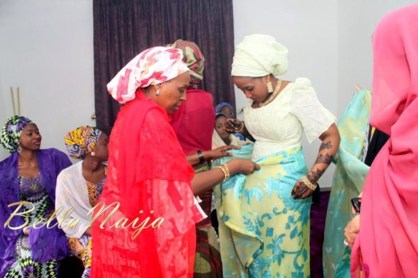 Aisha Mohammed Sheriff & Ibrahim Abdullahi Atta Bride's Send Forth - January 2013 - BellaNaija065