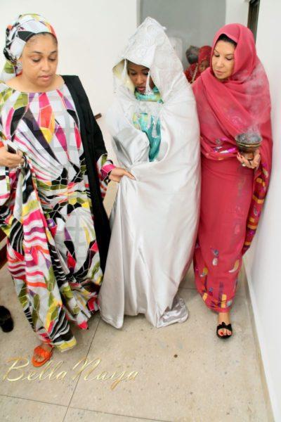 Aisha Mohammed Sheriff & Ibrahim Abdullahi Atta Bride's Send Forth - January 2013 - BellaNaija068