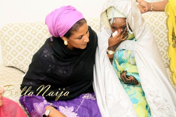 Aisha Mohammed Sheriff & Ibrahim Abdullahi Atta Bride's Send Forth - January 2013 - BellaNaija072