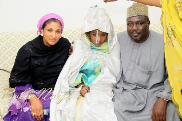 Aisha Mohammed Sheriff & Ibrahim Abdullahi Atta Bride's Send Forth - January 2013 - BellaNaija075