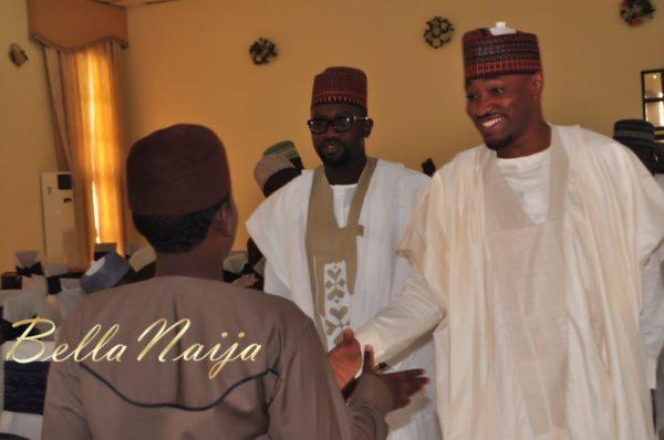 Aisha Mohammed Sheriff & Ibrahim Abdullahi Atta Fatiha  - January 2013 - BellaNaija073