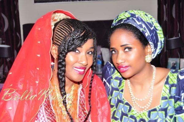 Aisha Mohammed Sheriff & Ibrahim Abdullahi Atta Kalawa  - January 2013 - BellaNaija001