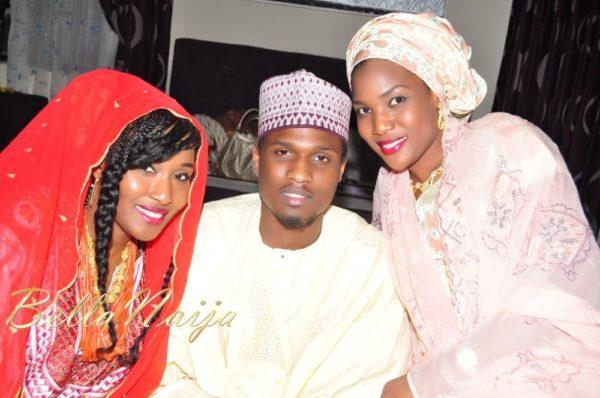 Aisha Mohammed Sheriff & Ibrahim Abdullahi Atta Kalawa  - January 2013 - BellaNaija014