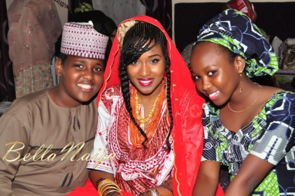 Aisha Mohammed Sheriff & Ibrahim Abdullahi Atta Kalawa  - January 2013 - BellaNaija022