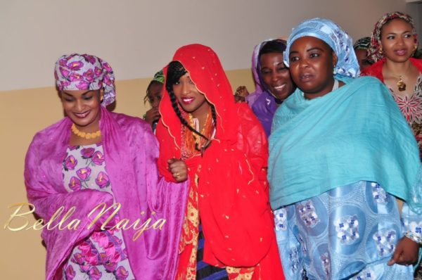 Aisha Mohammed Sheriff & Ibrahim Abdullahi Atta Kalawa  - January 2013 - BellaNaija103