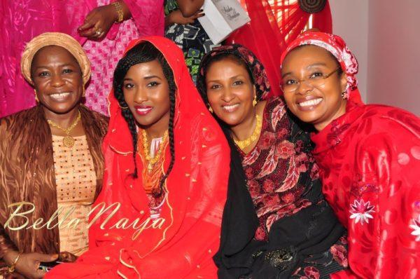 Aisha Mohammed Sheriff & Ibrahim Abdullahi Atta Kalawa  - January 2013 - BellaNaija149