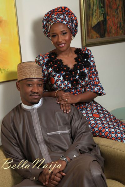 Aisha Mohammed Sheriff & Ibrahim Abdullahi Atta Pre-Wedding Photos  - January 2013 - BellaNaija003