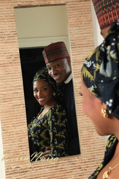 Aisha Mohammed Sheriff & Ibrahim Abdullahi Atta Pre-Wedding Photos  - January 2013 - BellaNaija006