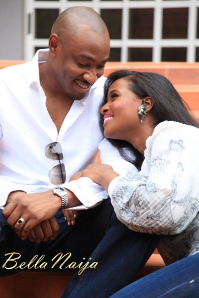 Aisha Mohammed Sheriff & Ibrahim Abdullahi Atta Pre-Wedding Photos  - January 2013 - BellaNaija023