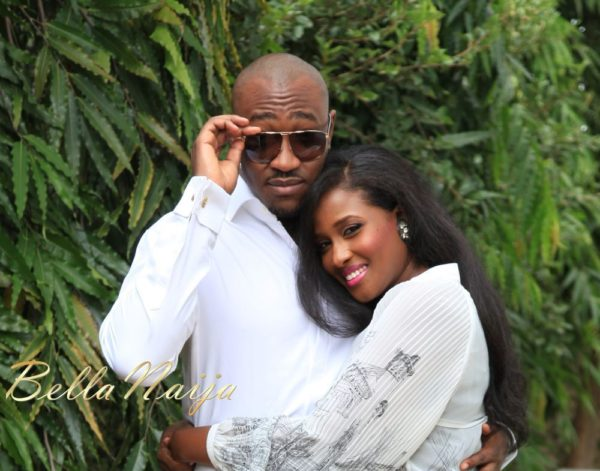 Aisha Mohammed Sheriff & Ibrahim Abdullahi Atta Pre-Wedding Photos  - January 2013 - BellaNaija026