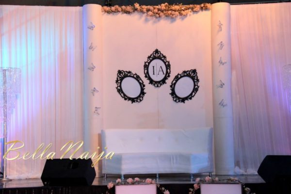 Aisha Mohammed Sheriff & Ibrahim Abdullahi Atta Wedding Dinner - January 2013 - BellaNaija277