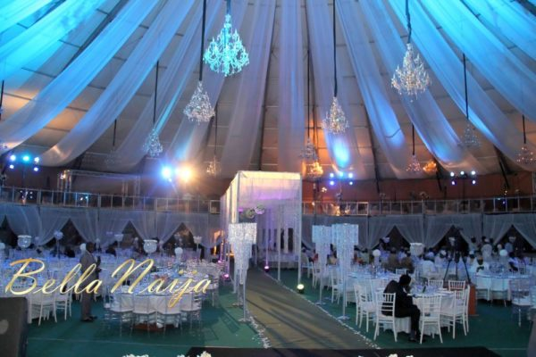 Aisha Mohammed Sheriff & Ibrahim Abdullahi Atta Wedding Dinner - January 2013 - BellaNaija280