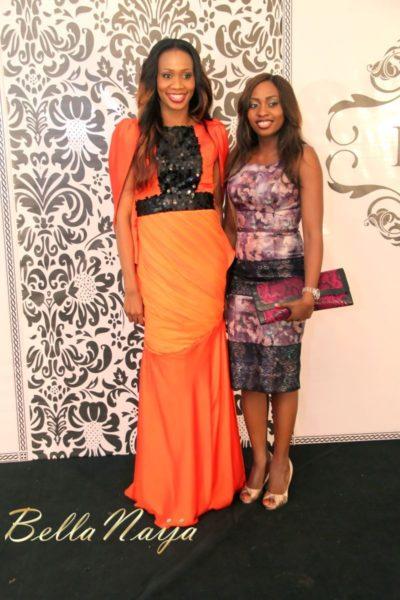 Aisha Mohammed Sheriff & Ibrahim Abdullahi Atta Wedding Dinner - January 2013 - BellaNaija347