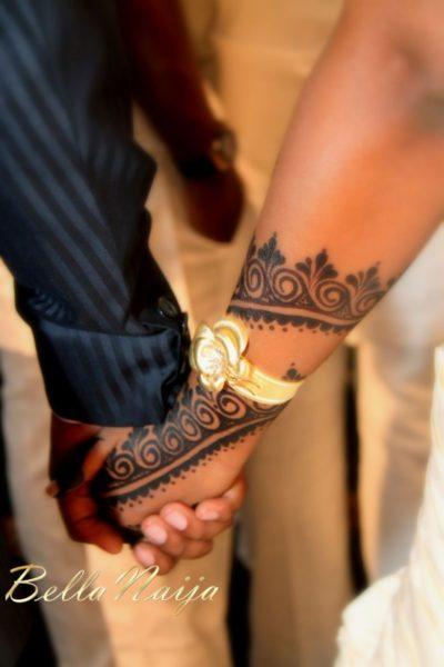 Aisha Mohammed Sheriff & Ibrahim Abdullahi Atta Wedding Dinner - January 2013 - BellaNaija401