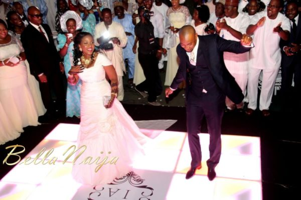 Aisha Mohammed Sheriff & Ibrahim Abdullahi Atta Wedding Dinner - January 2013 - BellaNaija404