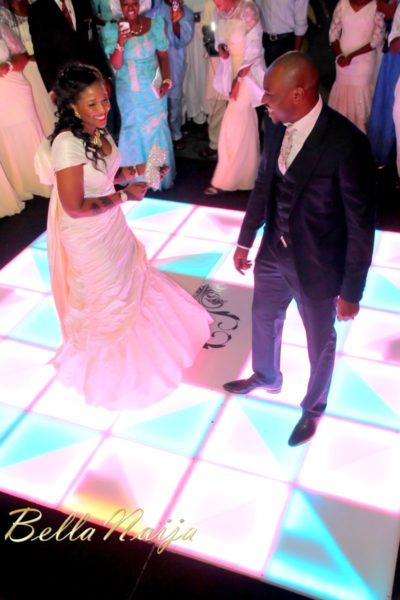 Aisha Mohammed Sheriff & Ibrahim Abdullahi Atta Wedding Dinner - January 2013 - BellaNaija406