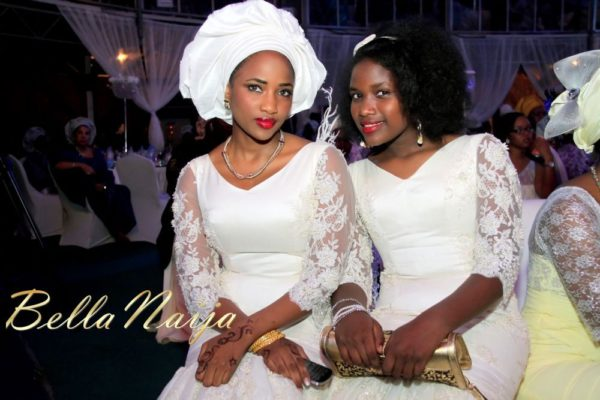Aisha Mohammed Sheriff & Ibrahim Abdullahi Atta Wedding Dinner - January 2013 - BellaNaija419