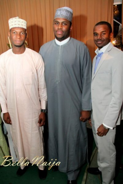 Aisha Mohammed Sheriff & Ibrahim Abdullahi Atta Wedding Dinner - January 2013 - BellaNaija443