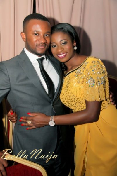 Aisha Mohammed Sheriff & Ibrahim Abdullahi Atta Wedding Dinner - January 2013 - BellaNaija452