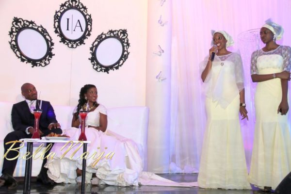 Aisha Mohammed Sheriff & Ibrahim Abdullahi Atta Wedding Dinner - January 2013 - BellaNaija463