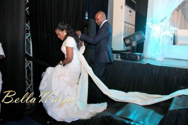 Aisha Mohammed Sheriff & Ibrahim Abdullahi Atta Wedding Dinner - January 2013 - BellaNaija470