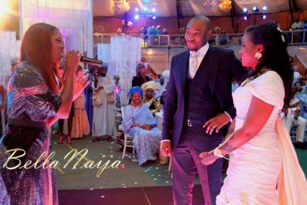 Aisha Mohammed Sheriff & Ibrahim Abdullahi Atta Wedding Dinner - January 2013 - BellaNaija475