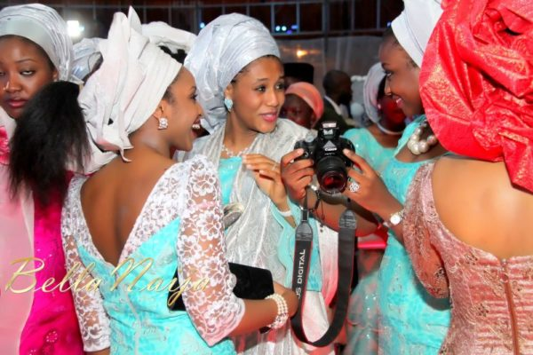 Aisha Mohammed Sheriff & Ibrahim Abdullahi Atta Wedding Dinner - January 2013 - BellaNaija487