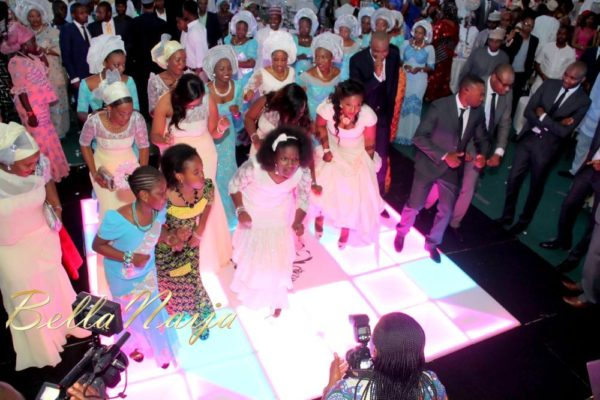Aisha Mohammed Sheriff & Ibrahim Abdullahi Atta Wedding Dinner - January 2013 - BellaNaija490