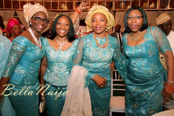 Aisha Mohammed Sheriff & Ibrahim Abdullahi Atta Wedding Dinner - January 2013 - BellaNaija513