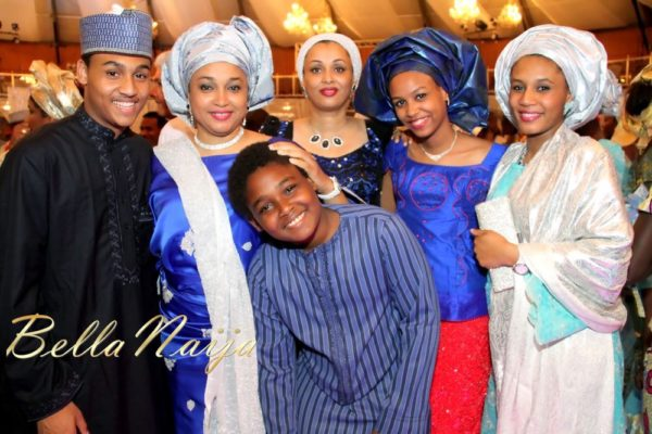 Aisha Mohammed Sheriff & Ibrahim Abdullahi Atta Wedding Dinner - January 2013 - BellaNaija529