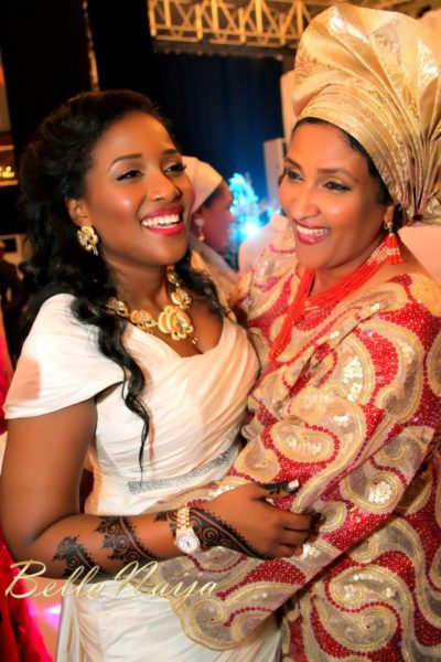 Aisha Mohammed Sheriff & Ibrahim Abdullahi Atta Wedding Dinner - January 2013 - BellaNaija540