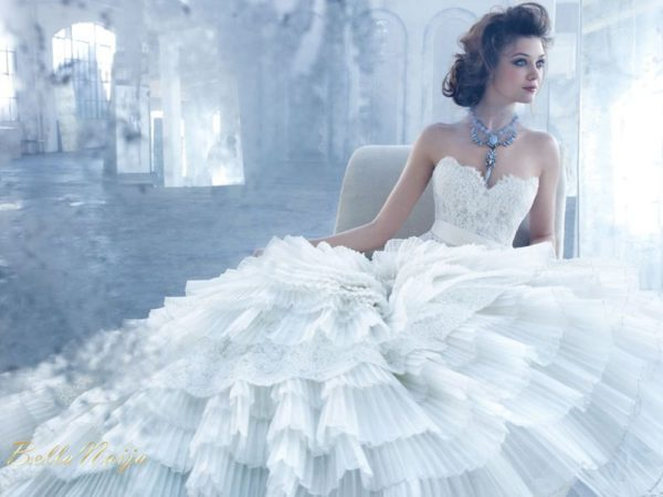 BN Bridal Lazaro Spring 2013 - January 2013 - BellaNaija003