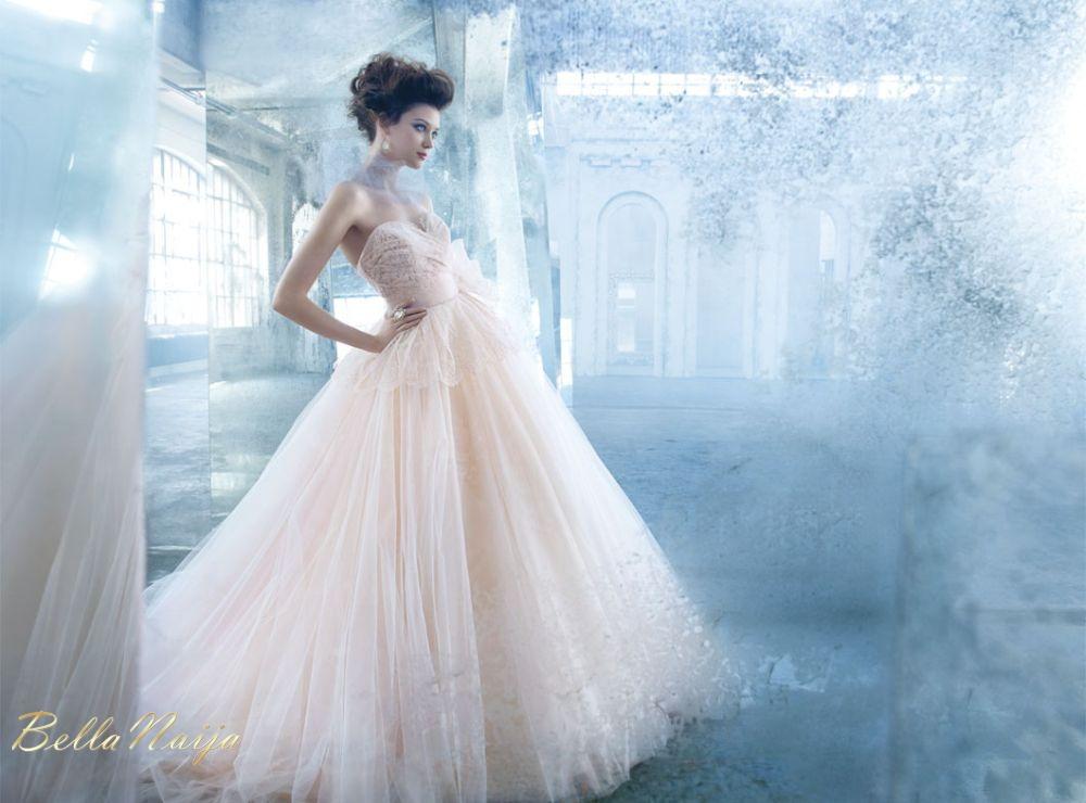Lazaro Blush Wedding Dress 52 Fresh  BN Bridal Lazaro