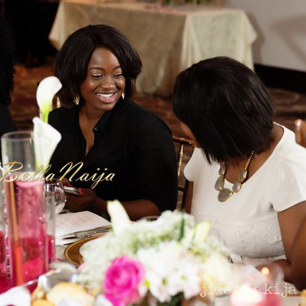 BN Exclusive Agbani Darego's 30th Birthday - January 2013 - BellaNaija012
