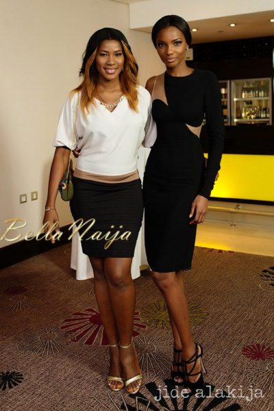BN Exclusive Agbani Darego's 30th Birthday in Lagos - January 2013 - BellaNaija007