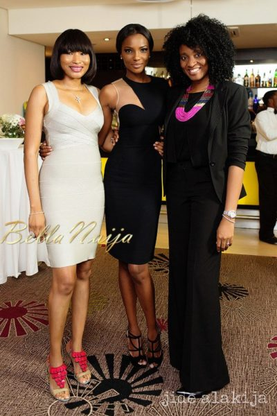 BN Exclusive Agbani Darego's 30th Birthday in Lagos - January 2013 - BellaNaija008