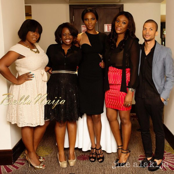BN Exclusive Agbani Darego's 30th Birthday in Lagos - January 2013 - BellaNaija011