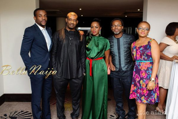 BN Exclusive Agbani Darego's 30th Birthday in Lagos - January 2013 - BellaNaija012
