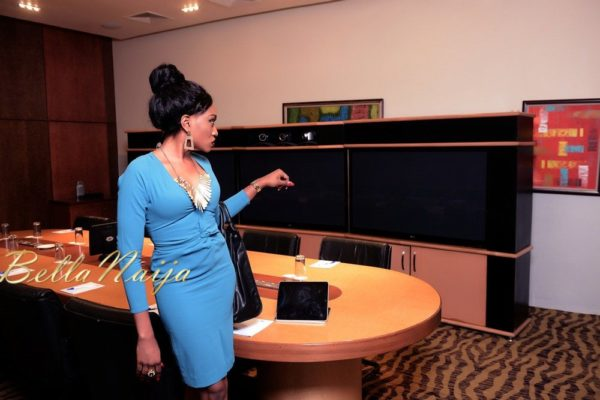 BN Exclusive Oge Okoye Photo Speak Filmed Shoot - 04