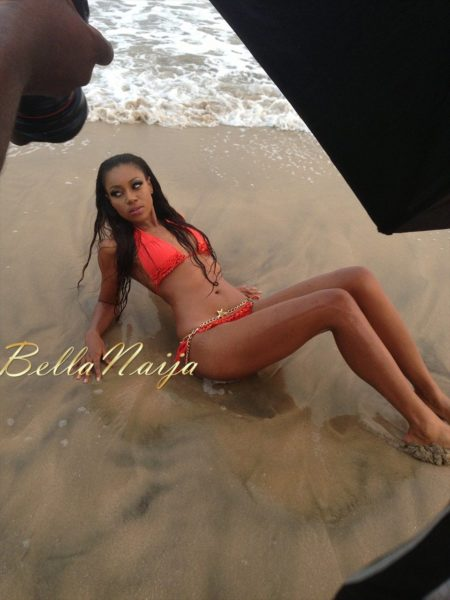 BN Exclusive_ Behind The Scenes with Yvonne Nelson - BellaNaija001