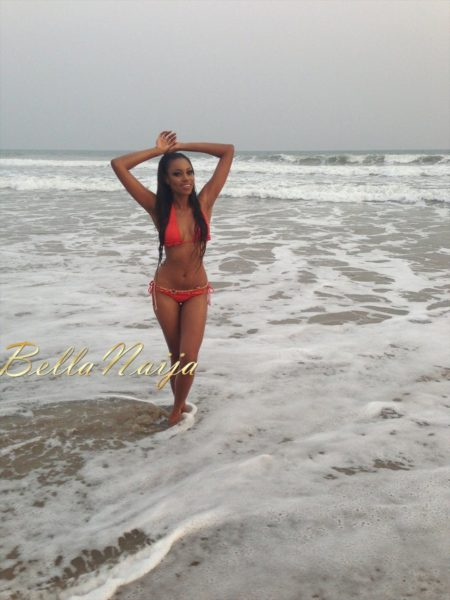 BN Exclusive_ Behind The Scenes with Yvonne Nelson - BellaNaija007
