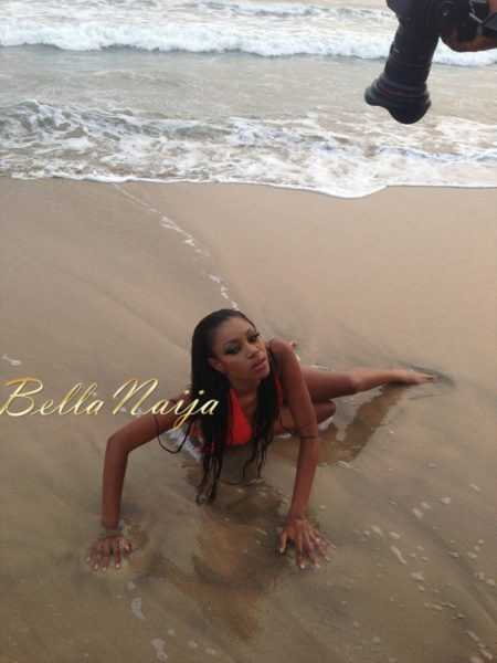 BN Exclusive_ Behind The Scenes with Yvonne Nelson - BellaNaija008