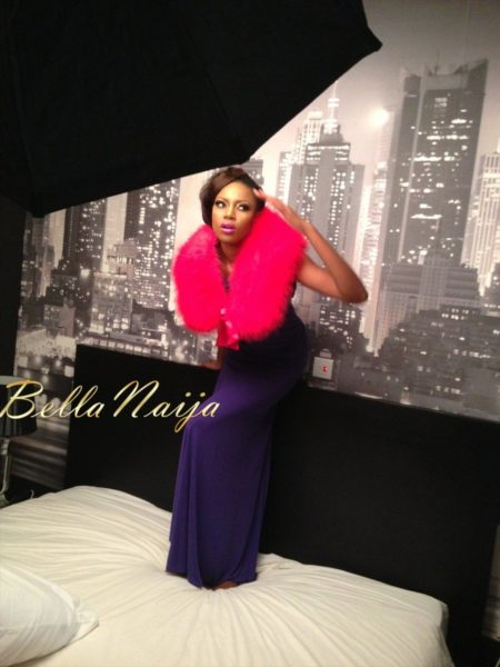 BN Exclusive_ Behind The Scenes with Yvonne Nelson - BellaNaija010
