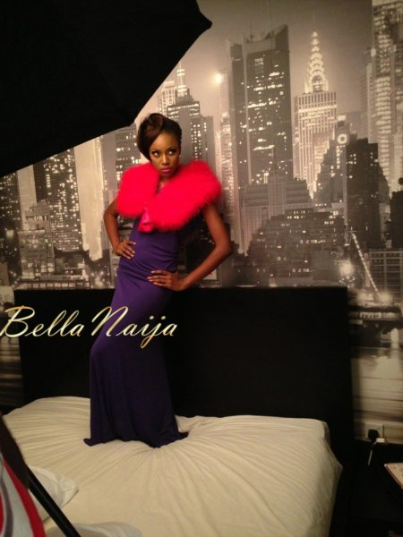 BN Exclusive_ Behind The Scenes with Yvonne Nelson - BellaNaija011