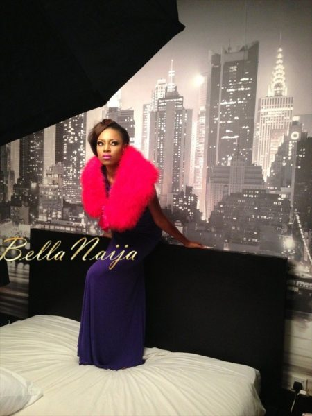 BN Exclusive_ Behind The Scenes with Yvonne Nelson - BellaNaija018